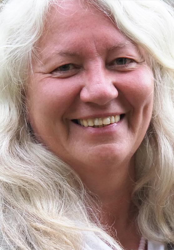 Porträt von Martina Ingeborg Putz