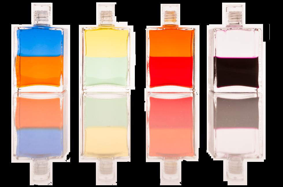 Aurasoma Flaschen